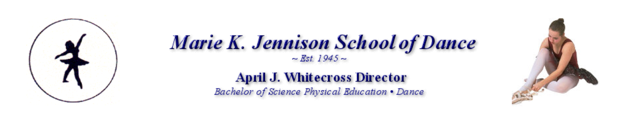 Marie K Jennison School of Dance